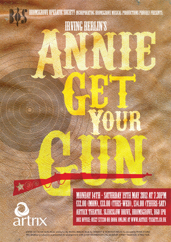 Annie-Get-Your-Gun- Poster