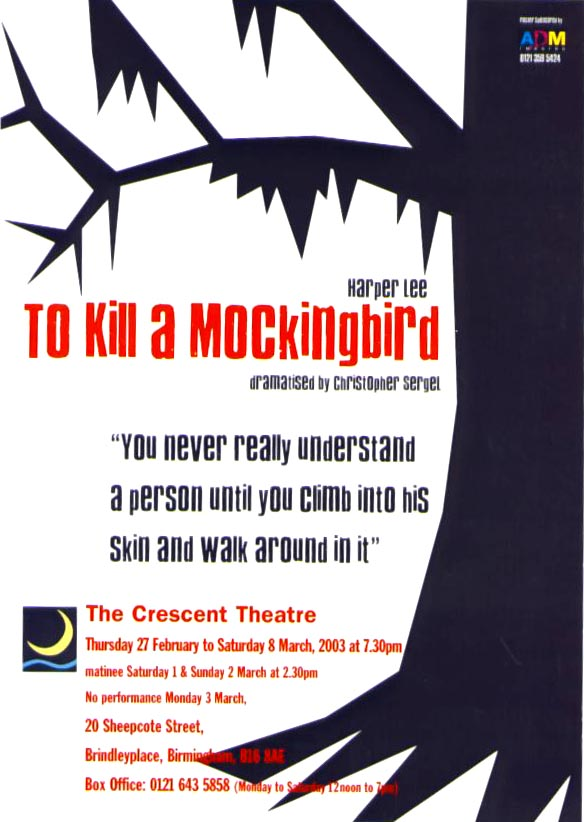 To Kill aMockingbird poster