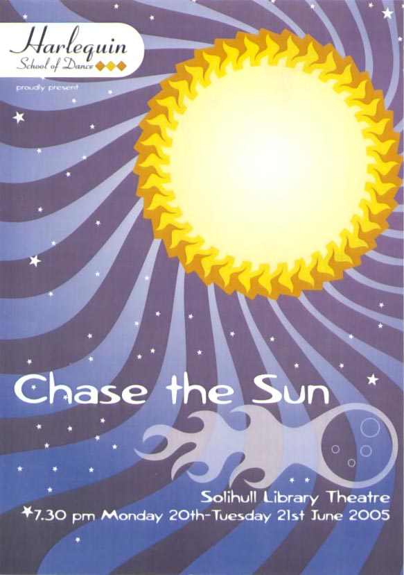 Chase The Sun Poster