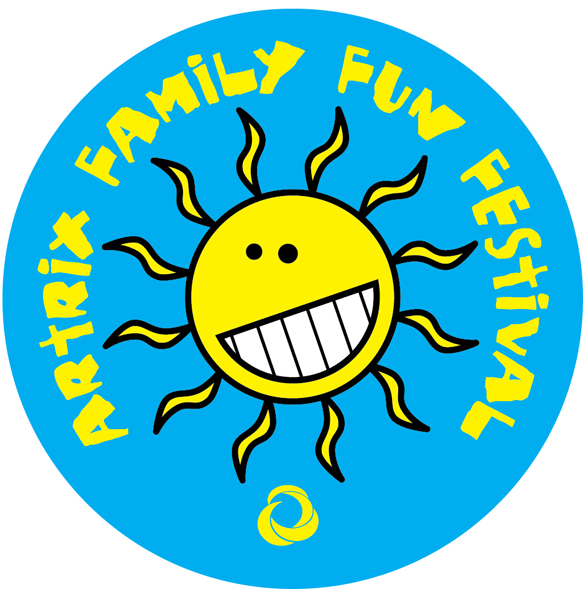 Artrix Family Fun Sticker