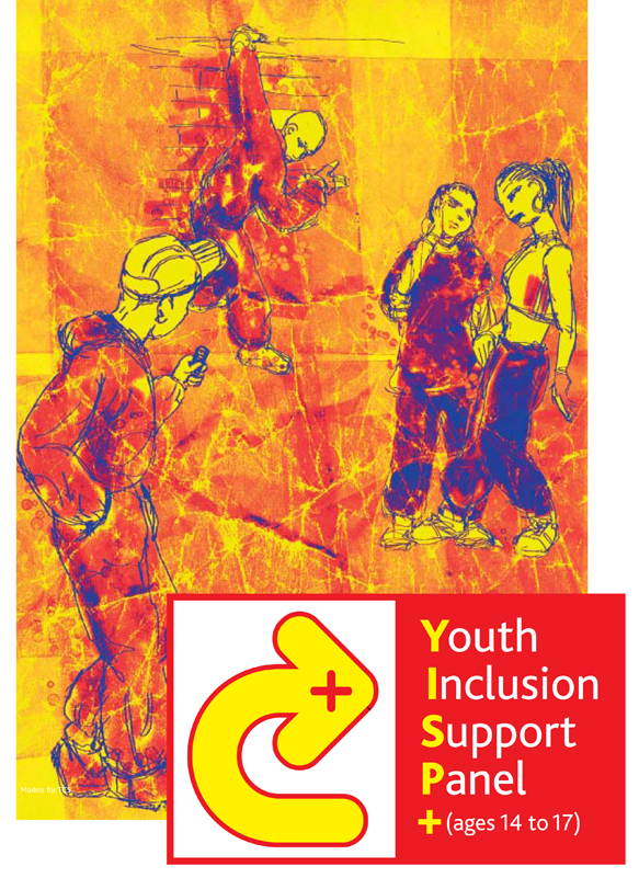 Youth Inclusion Support Panel cover