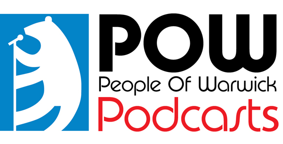 People Of Warwick Podcast logo