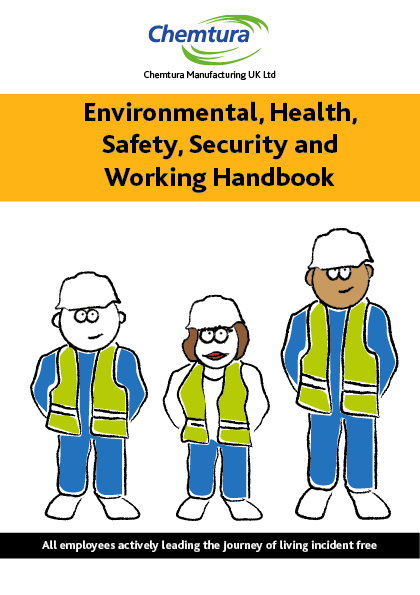 Chemtura Safety Manual Cover