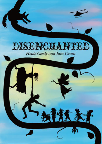 disenchanted book cover